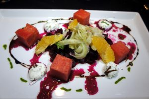 The Picasso of Beet Salad