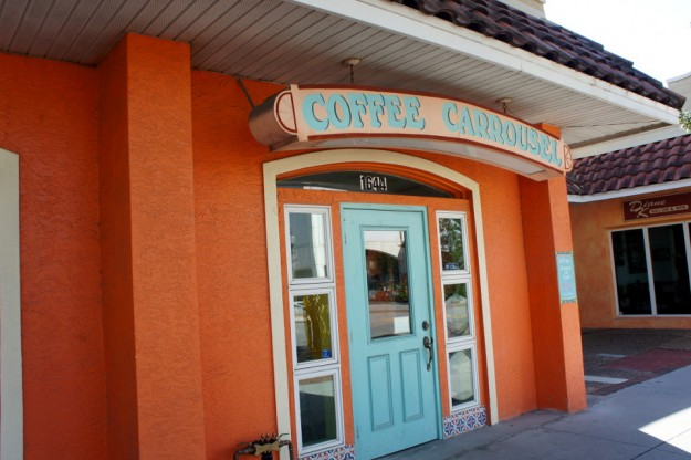 Coffee Carrosel SRQ Reviews Sarasota Fl