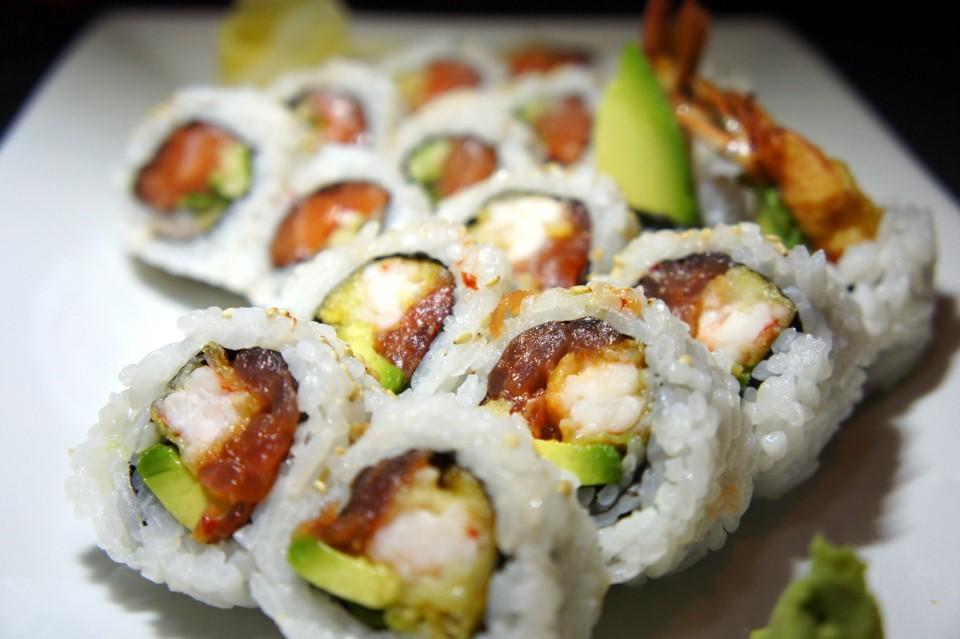 Korean Sushi Chinese Food Az