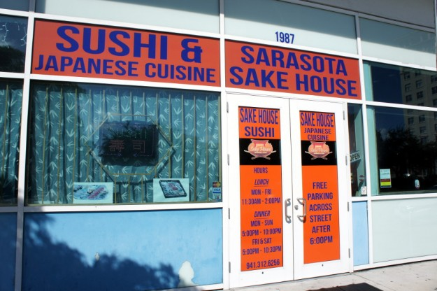Sake House SRQ Reviews Sarasota Fl