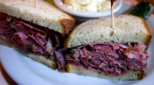 Sol's NYC Deli, SRQ Reviews, Sarasota, Florida