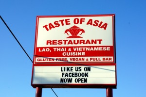 Taste of Asia SRQ Reviews Sarasota Florida