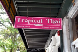 Tropical Thai SRQ Reviews Sarasota Fl