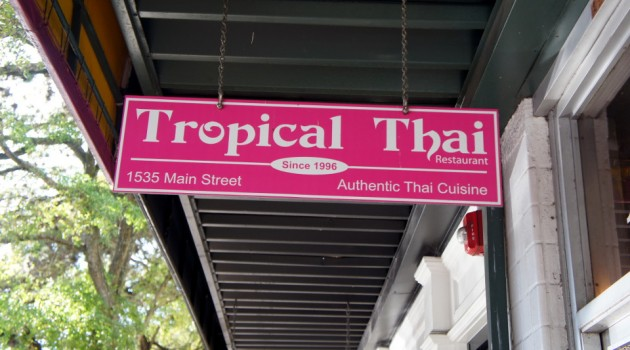 Tropical Thai SRQ Reviews Sarasota Fl