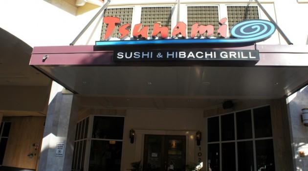 Tsunami SRQ Reviews Sarasota Fl