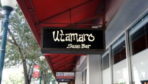 Utamaro Sushi SRQ Reviews Sarasota Fl