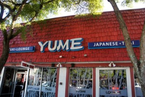 Yume Sushi SRQ Reviews Sarasota Fl